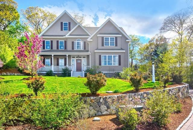 6 Patriot Way, Melrose, MA 02176 (MLS #72830635) :: The Duffy Home Selling Team