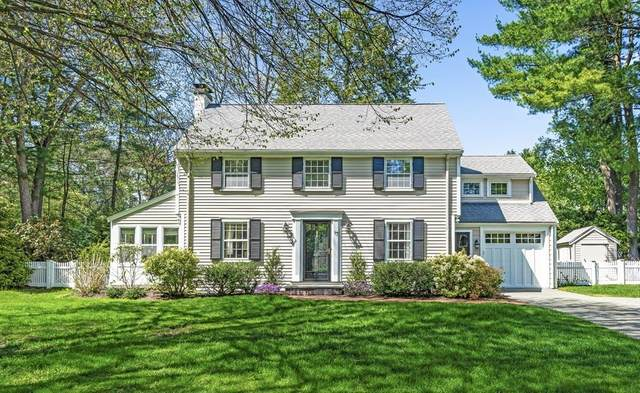 17 Berkeley Rd, Wellesley, MA 02482 (MLS #72830638) :: The Gillach Group