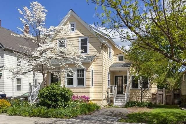 17 Hubbard Avenue, Cambridge, MA 02140 (MLS #72830641) :: RE/MAX Vantage