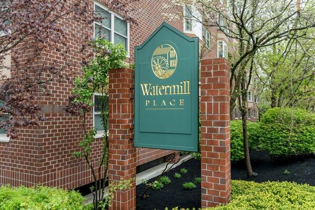 1 Watermill Pl #310, Arlington, MA 02476 (MLS #72830644) :: Boston Area Home Click