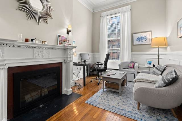 265 Beacon Street 2A, Boston, MA 02116 (MLS #72830680) :: Welchman Real Estate Group