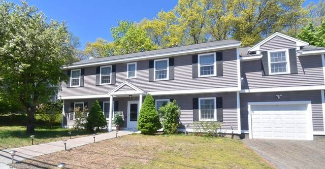 265 Wiswall Rd, Newton, MA 02459 (MLS #72830688) :: The Gillach Group