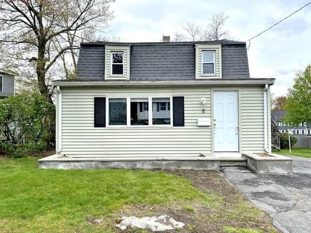 8 Broad St, Billerica, MA 01821 (MLS #72830691) :: Spectrum Real Estate Consultants