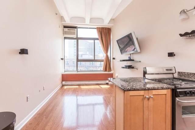 12 Stoneholm St #418, Boston, MA 02115 (MLS #72830705) :: Boston Area Home Click