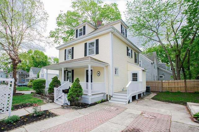 4 Morse, Norwood, MA 02062 (MLS #72830712) :: Trust Realty One
