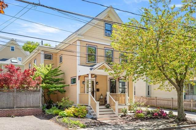 71 Wallace Street, Somerville, MA 02144 (MLS #72830775) :: Boston Area Home Click