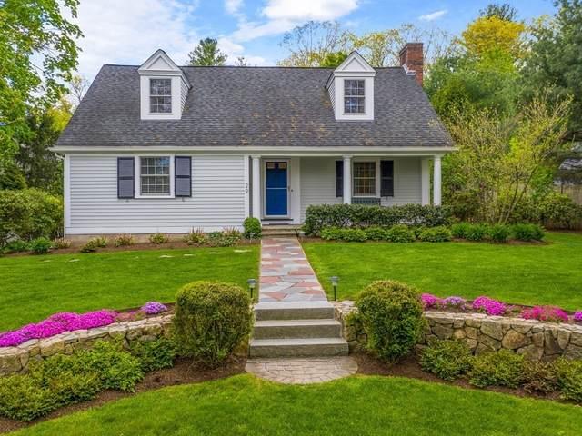 29 Benvenue St, Wellesley, MA 02482 (MLS #72830791) :: Boston Area Home Click