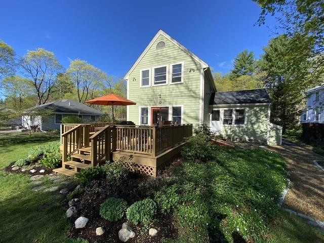 100 Concord Road, Lincoln, MA 01773 (MLS #72830799) :: Spectrum Real Estate Consultants