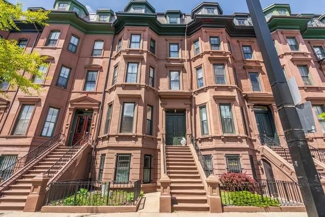 501 Columbus Ave #2, Boston, MA 02118 (MLS #72830831) :: Boston Area Home Click
