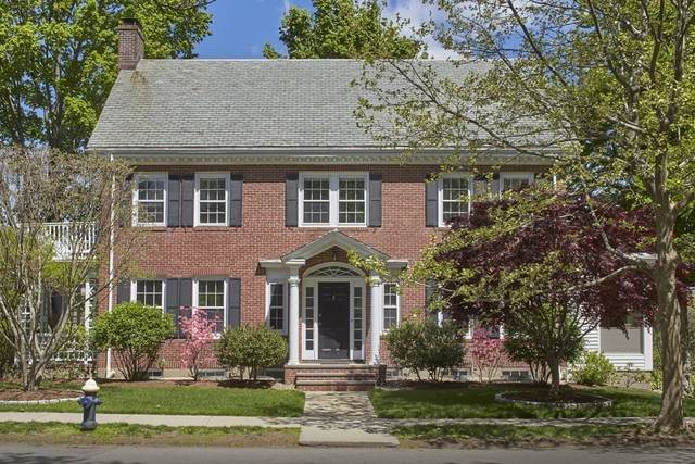 295 Clinton Road, Brookline, MA 02445 (MLS #72830873) :: Spectrum Real Estate Consultants