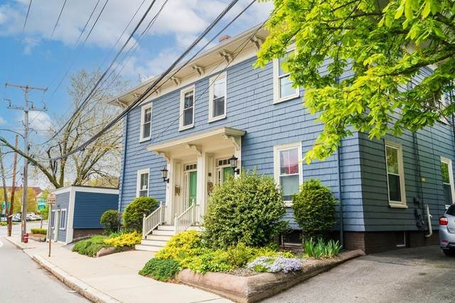 58 Mystic Street #5, Arlington, MA 02474 (MLS #72830919) :: Boston Area Home Click