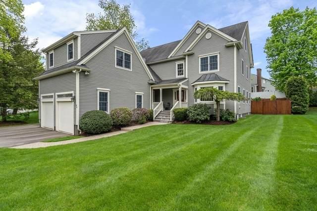 94 Cynthia Road, Needham, MA 02494 (MLS #72830971) :: Boston Area Home Click