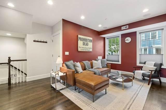 213 West Fifth #1, Boston, MA 02127 (MLS #72831004) :: Boston Area Home Click