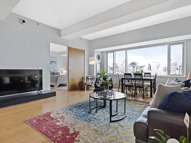 141 Dorchester Ave #607, Boston, MA 02127 (MLS #72831022) :: Boston Area Home Click
