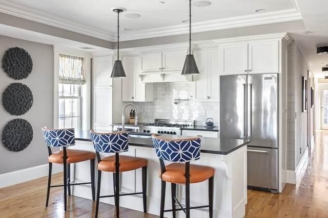 689 East 4th Street #5, Boston, MA 02127 (MLS #72831058) :: Boston Area Home Click