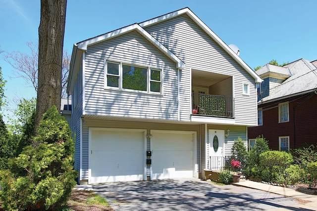 55 Clark Rd, Brookline, MA 02445 (MLS #72831068) :: The Gillach Group