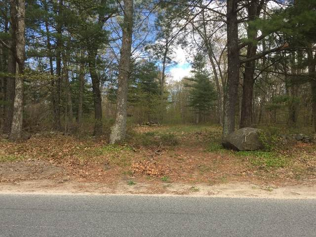Lot 5 Moulton Hill Rd., Monson, MA 01057 (MLS #72831076) :: EXIT Cape Realty