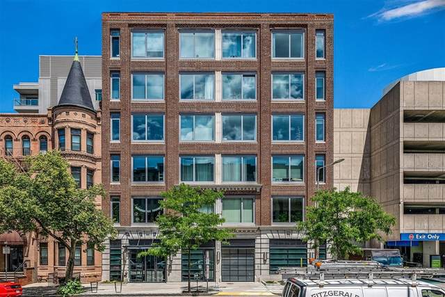 43 Westland Ave #506, Boston, MA 02115 (MLS #72831078) :: Welchman Real Estate Group