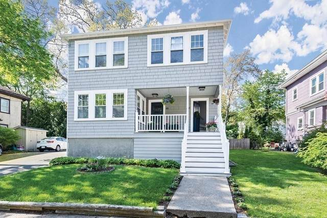 86 Warwick Rd #2, Newton, MA 02465 (MLS #72831092) :: Boston Area Home Click