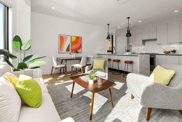 75 West Broadway #502, Boston, MA 02127 (MLS #72831119) :: Boston Area Home Click
