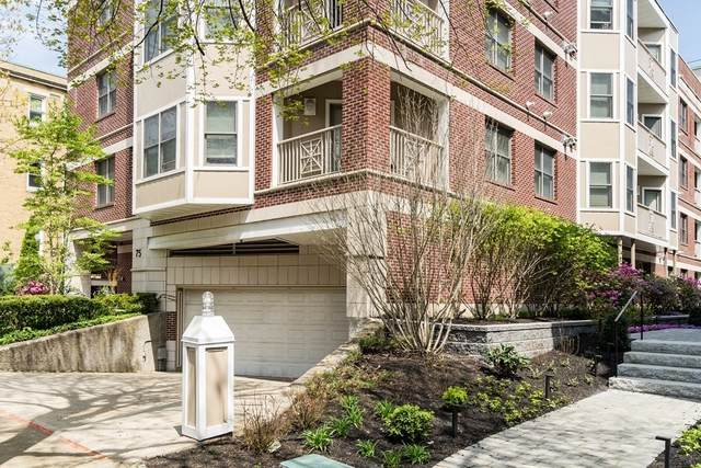 75 Winchester St #101, Brookline, MA 02445 (MLS #72831131) :: Boston Area Home Click