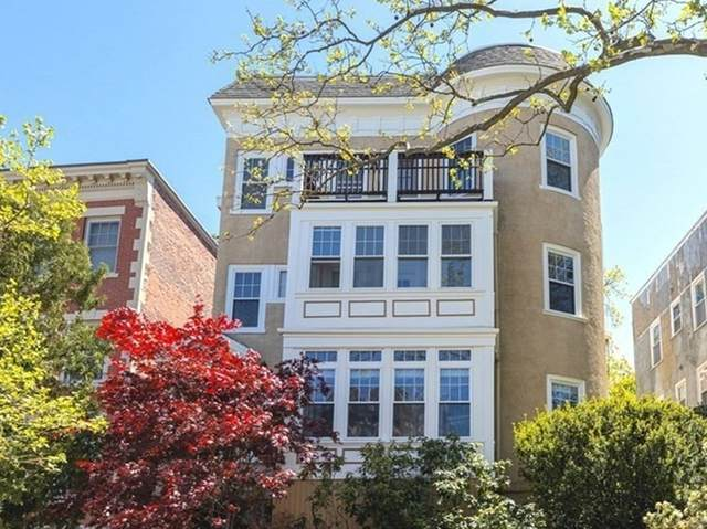 40 Claflin Rd #1, Brookline, MA 02445 (MLS #72831229) :: Boston Area Home Click