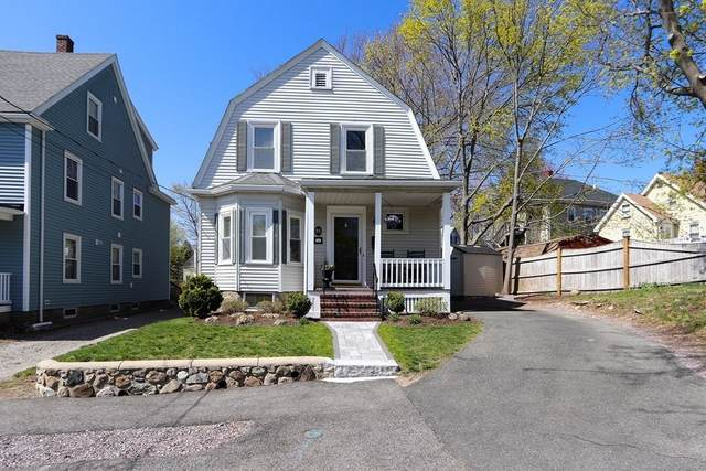 18 Quincy Avenue, Norwood, MA 02062 (MLS #72831303) :: Trust Realty One