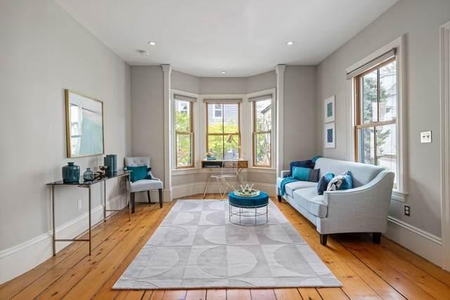 8 Fairlee Street #1, Somerville, MA 02144 (MLS #72831326) :: Boston Area Home Click