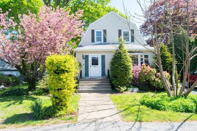 10 Manson Road, Needham, MA 02494 (MLS #72831363) :: The Gillach Group