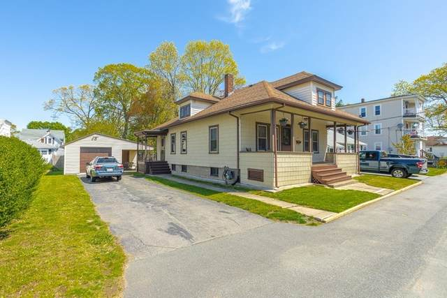 147 Foster St, Brockton, MA 02301 (MLS #72831425) :: EXIT Cape Realty