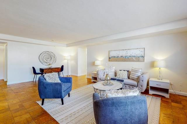 41 Park #102, Brookline, MA 02446 (MLS #72831464) :: Boston Area Home Click