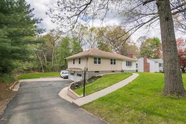 112 Brookwood Dr, Longmeadow, MA 01106 (MLS #72831501) :: Welchman Real Estate Group