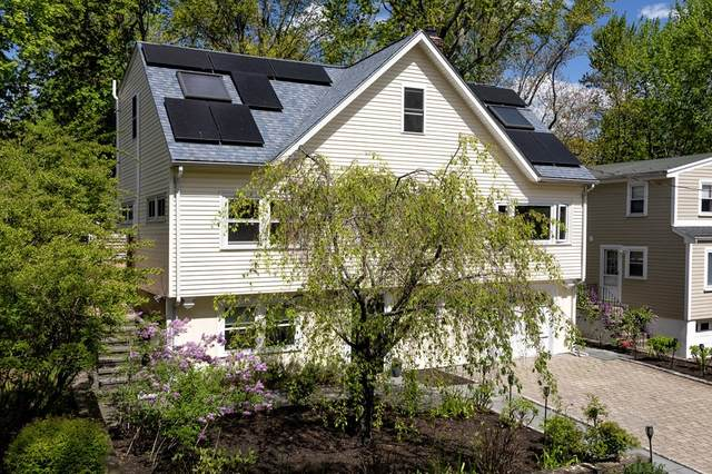 85 Coolidge Rd, Arlington, MA 02476 (MLS #72831519) :: East Group, Engel & Völkers