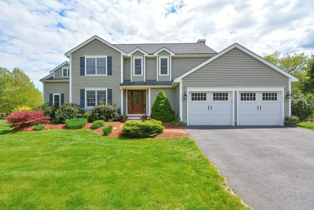 17 Victoria Ln, Rehoboth, MA 02769 (MLS #72831550) :: EXIT Cape Realty