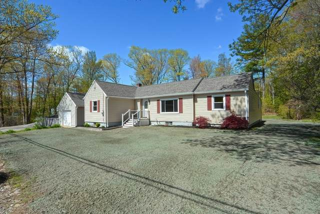 515 West Townsend Rd, Lunenburg, MA 01462 (MLS #72831567) :: EXIT Cape Realty
