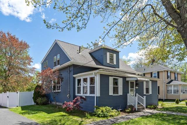 281 Neponset St, Canton, MA 02021 (MLS #72831571) :: EXIT Cape Realty