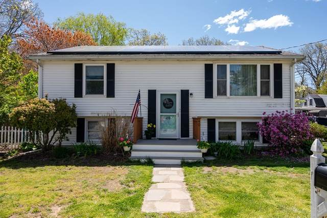 40 West Ave, Kingston, MA 02364 (MLS #72831580) :: Team Roso-RE/MAX Vantage