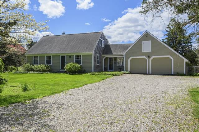 16 Juniper Hill Rd, Sandwich, MA 02537 (MLS #72831622) :: Cape Cod and Islands Beach Properties