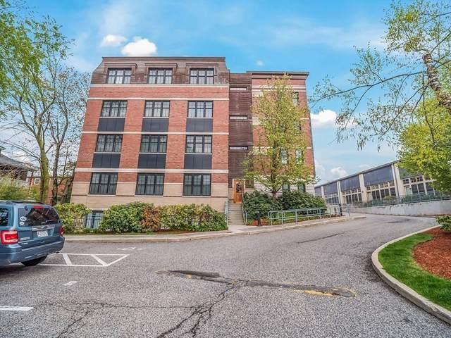 163-165 Chestnut Hill Ave #302, Boston, MA 02135 (MLS #72831638) :: Boston Area Home Click