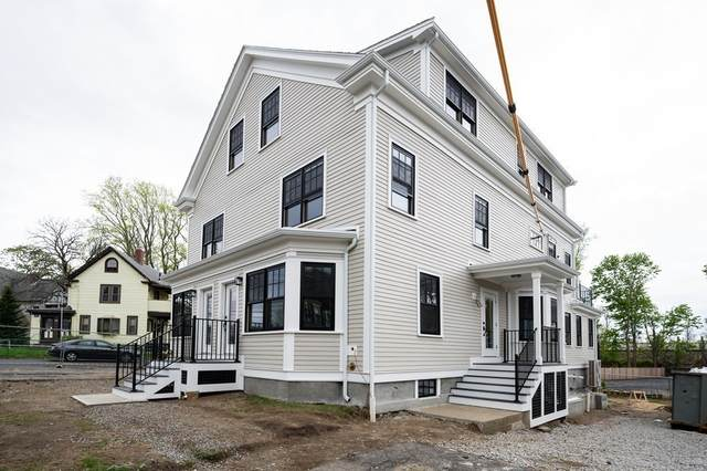 15 Ashland Street #1, Boston, MA 02122 (MLS #72831665) :: Spectrum Real Estate Consultants