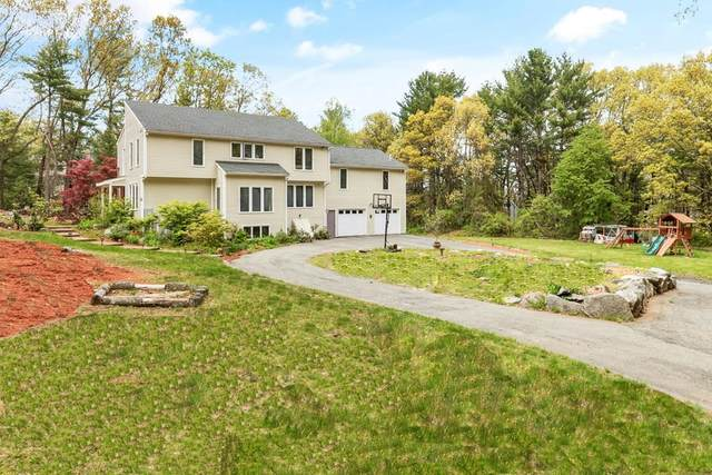 6 Smith Hill Rd, Lincoln, MA 01773 (MLS #72831684) :: Spectrum Real Estate Consultants