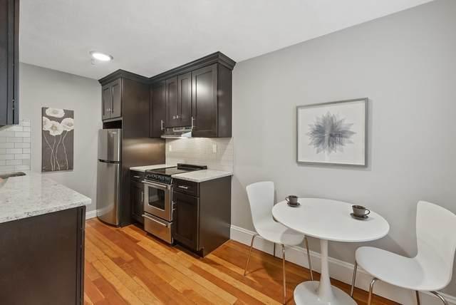 86 Jersey St #43, Boston, MA 02215 (MLS #72831714) :: Boston Area Home Click