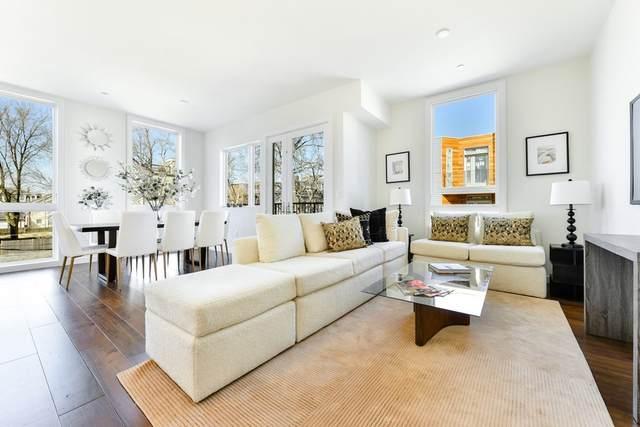815 E 5th Street #3, Boston, MA 02127 (MLS #72831731) :: Boston Area Home Click