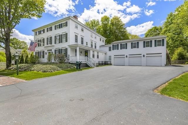 347 High St, Newburyport, MA 01950 (MLS #72831740) :: Westcott Properties