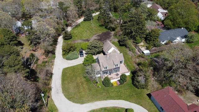 61 Bay Ln, Barnstable, MA 02632 (MLS #72831825) :: Spectrum Real Estate Consultants