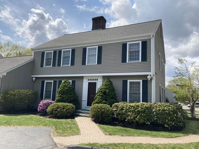 5 Prentiss Place #5, Medfield, MA 02052 (MLS #72831907) :: Trust Realty One