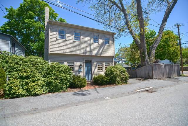 50 Baxter Street, Medford, MA 02155 (MLS #72831923) :: East Group, Engel & Völkers