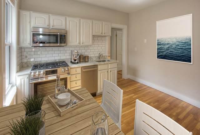 65 Porter Rd #2, Cambridge, MA 02140 (MLS #72831941) :: Welchman Real Estate Group