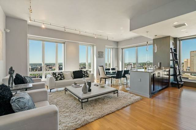 400 Stuart St 28D, Boston, MA 02116 (MLS #72831956) :: Welchman Real Estate Group