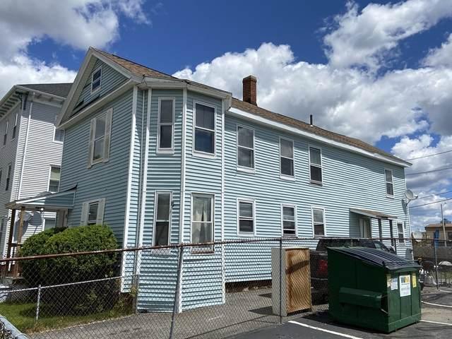 13 Abbott St, Worcester, MA 01602 (MLS #72831959) :: East Group, Engel & Völkers